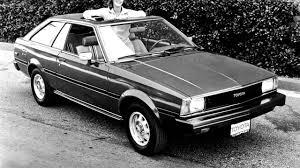 toyota corolla 83 toyota corolla sr5 liftback te72 1980 83