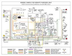 1948 1949 1950 ford truck color wiring diagram classiccarwiring