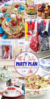 plan decor ultimate 4th of july party plan food u0026 decor tidymom