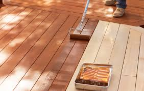 stain colors for pressure treated wood