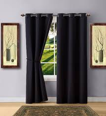 Designer Tie Backs For Curtains Warm Home Designs Black Blackout Curtains Valance Scarves Tie