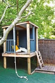 Backyard Ideas For Children 16 Fabulous Backyard Playhouses Sure To Delight Your Kids