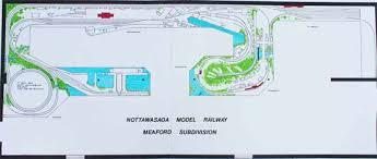 nottawasaga model railway club u0027s collingwood to meaford ho layout