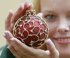 the world s most expensive ornament 30 000 most