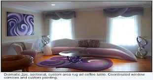 Custom Cornices Modern Furniture Contemporary Furniture Custom Area Rugs Nj