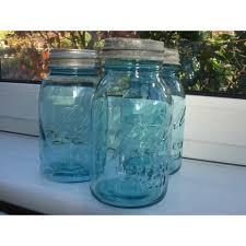 vintage ball mason jar large