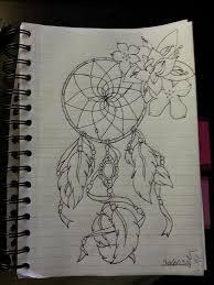 daily sketch 1 dreamcatcher by sannon chan on deviantart