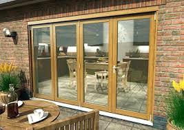 Bi Fold Glass Doors Exterior Cost Folding Patio Doors Cost Or Images Of Bi Fold Patio Doors