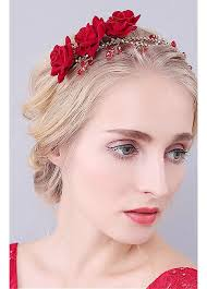 hair ornaments in stock alluring wedding hair ornaments with cloth roses
