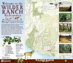 Promised Land State Park Map by Mountain Bikers Of Santa Cruz April 2010
