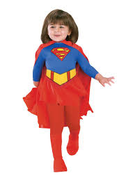 halloween costumes baby halloween deluxe toddler supergirl costume baby girls ebay