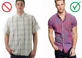 is it ok to tuck in short sleeve shirt with jeans or formal pant
