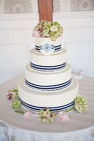 nautical themed wedding cakes four tier nautical themed wedding cake