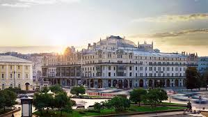 The Opulence Experience The Opulence Of The Past At Moscow U0027s Hotel Metropol