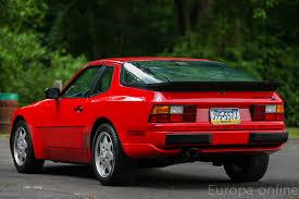 1989 porsche 944 value 1989 porsche 944s2 german cars for sale