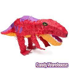 dinosaur pinata t rex dinosaur pinata candywarehouse