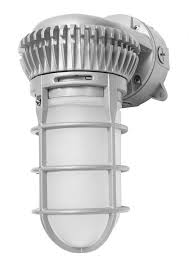 jelly jar light fixture vapled silver 700 lumen led wall mount vaporproof jelly jar light