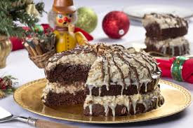 the ultimate german chocolate cake mrfood com
