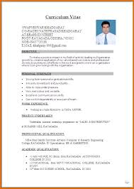 resume format free in ms word cv format in ms word pertamini co