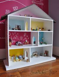 Dolls House Furniture Diy How To Make A Diy Dollhouse For A Toddler Simply The Nest