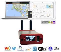 Weatherbug Backyard Amazon Com Ambient Weather Weatherbridgepro Wifi 4g Cellular