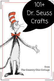 101 dr seuss crafts the country chic cottage