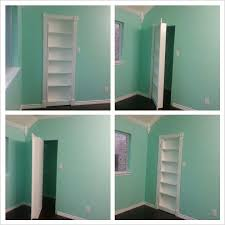 Diy Hidden Bookcase Door Best 25 Hidden Door Bookcase Ideas On Pinterest Secret Room