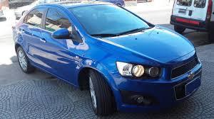 Preferidos Vendo Chevrolet Sonic 2016 Nafta Usado Lanús | AutosManiacos &GB56