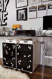 Aldi Filing Cabinet Metal File Cabinet Makeover A Beautiful Mess Bloglovin U0027