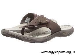 shoes women u0027s uk merrell grace leather flip bracken sandals