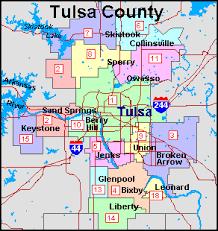 map of tulsa tulsa map map travel holidaymapq com