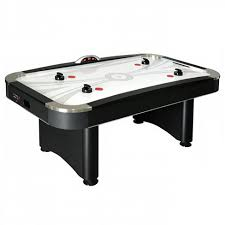 target air hockey table hathaway top shelf 7 air hockey table with led electronic scoring