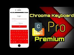 keyboard pro apk chrooma keyboard emoji pro 4 8 premium apk 2017 free