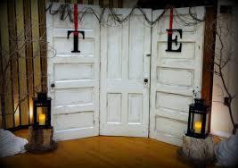wedding backdrop doors door backdrop wedding 35 rustic door wedding decor ideas for