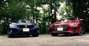 2018 honda civic si vs hyundai elantra sport which is the best