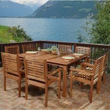 eucalyptus wood dining table eucalyptus eucalyptus 8 9 person patio dining furniture