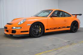 porsche gt3 rs orange 2006 porsche gt3 rs classic motor sales