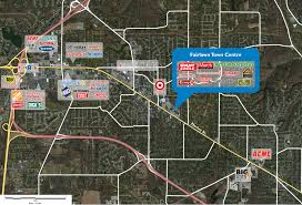 Sidney Ohio Map by Fairlawn Town Centre Phillips Edison U0026 Company