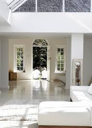 home interior design south africa open living room design in minimalist white house with modern