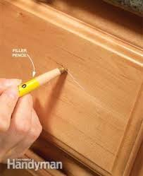 Simple Kitchen Cabinet Repairs Family Handyman - Kitchen cabinet repairs