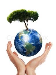 our planet earth and the tree a symbol of environmental
