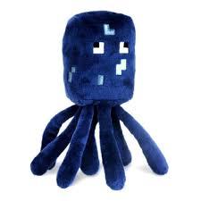 amazon com minecraft squid plush toys u0026 games crafts kids