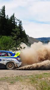 subaru wrc wallpaper trees cars dust rally trail subaru impreza wrc wallpaper 36533