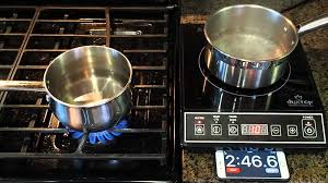 Induction Cooktop Vs Electric Cooktop Induction Burner Vs Gas Range Which Is More Powerful Youtube