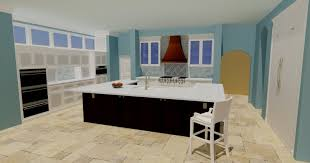 Sketchup Kitchen Design 3d Sketchup Animation Of Del Mar Kitchen Remodel Youtube