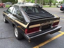 1981 dodge charger 1981 dodge omni 024 hatchback 2 door 2 2l one owner charger option