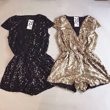 sparkling dresses for new years sequin rompers lookbook sequins clothes and