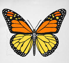 butterfly svg monarch butterfly print and cut files cricut