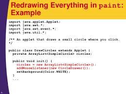 java 7 programming tutorial multithreaded graphics and animation