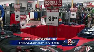 afc championship gear on store shelves